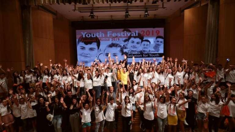 Festivali Rinise – World Vision